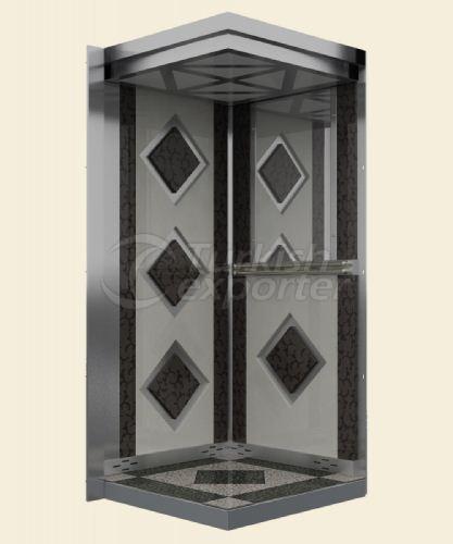 Elevator Cabin Belkıs