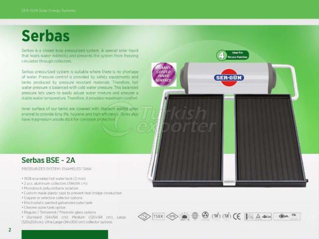 Solar Energy Serbas BSE-2A