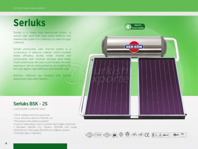 Solar Energy Serluks BSK-2S