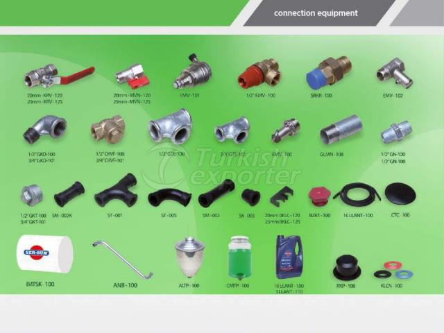 Connection Equipments
