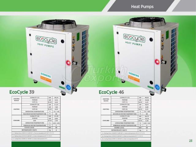 Heat Pump ECOCYCLE 39 - 46