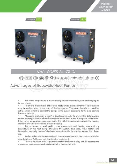 Ecocycle Heat Pumps
