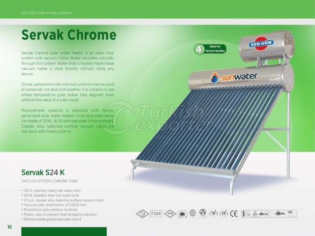 Solar Energy Servak S24K