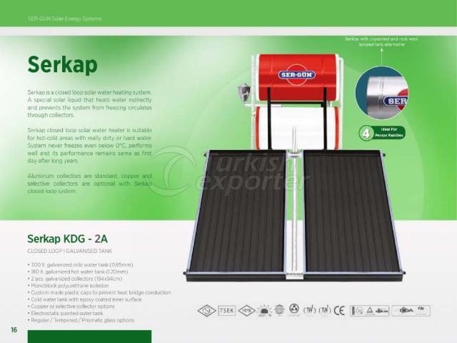 Solar Energy Serkap KDG-2A