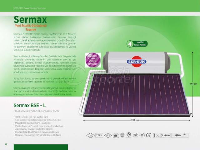Solar Energy Sermax BSE-L