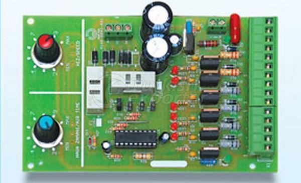 Jet Filter Control Card