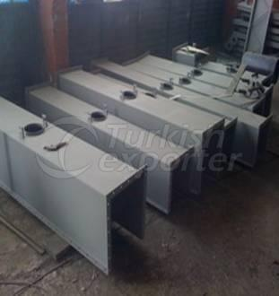 airy conveyor band manufacturing