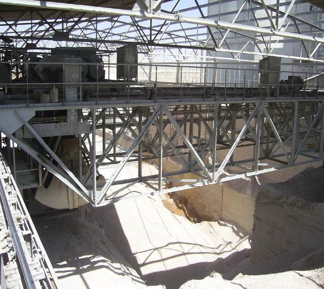 portal crane chassis manufacturer