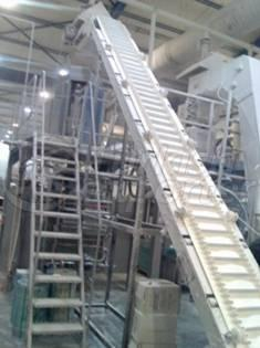 Z- type conveyor band manufacturing