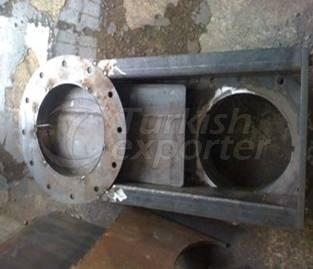 pneumatic tube type clamp manufaturing