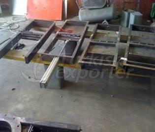 pneumatic cutter clamp manufaturing