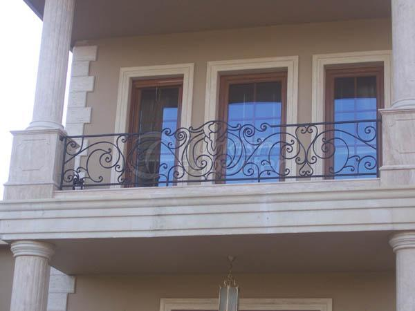 balcony bars