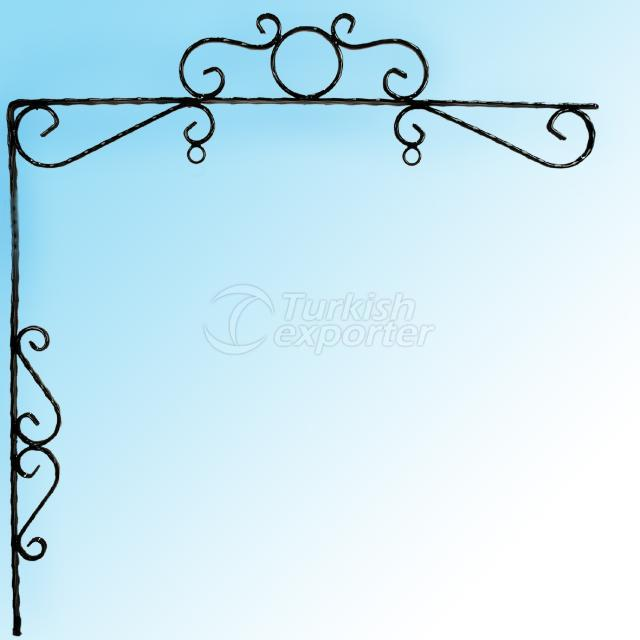 Wrought bars