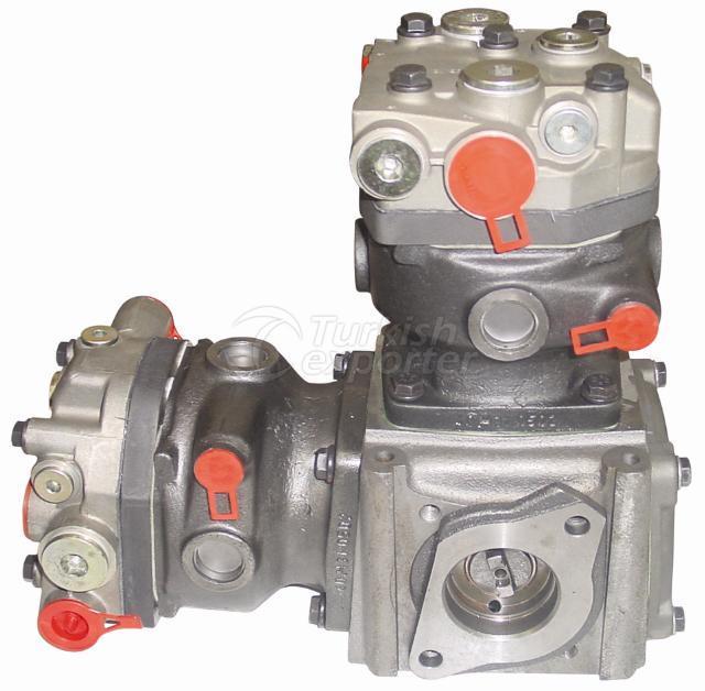 V type Dry Compressor