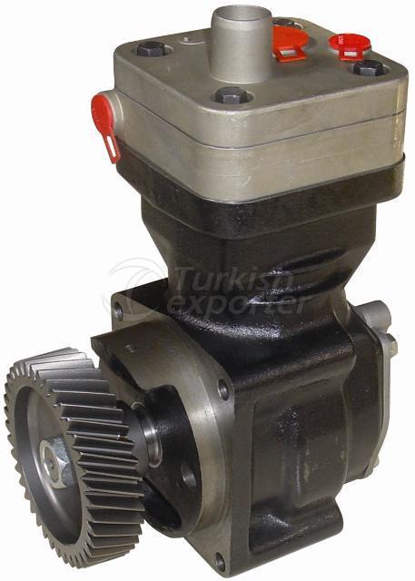 Air Cooler Compressor  Mono Block Gears