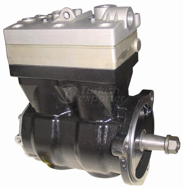 Air Compressor Twin Cylinder