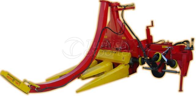 Double Rows Corn/Maize Forage Harvester