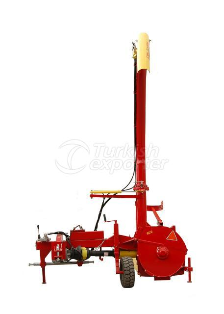 Single Row Corn/Maize Forage Harvester with Transmission Part