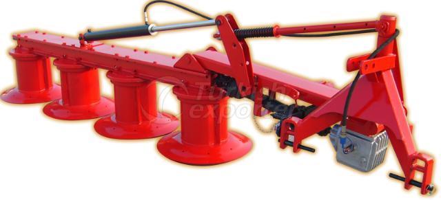 270cm Rotary Drum Mower