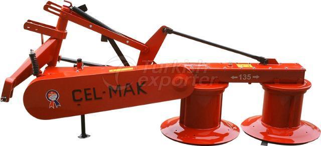 135cm Rotary Drum Mower