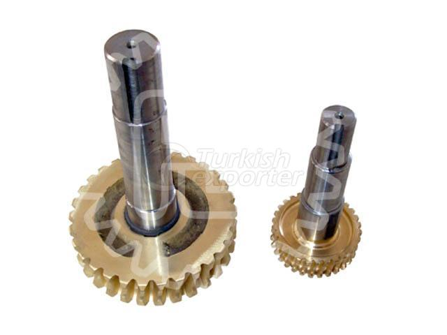 GEARS FOR LIFT AND GEARBOX