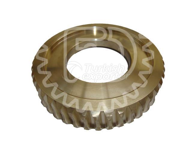 GEARS OF AGRICULTURAL MACHINERY
