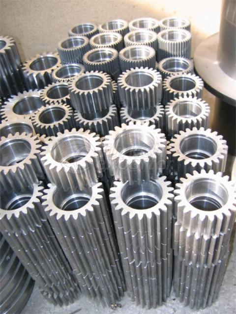 Ferhat Dokum Aluminium Bronze CASTING