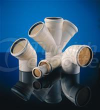 Waste Water Extra Pipe and Fittings