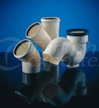 Waste Water Silent Pipe and Fittings