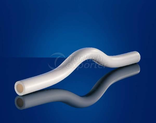 Fresh Water Pipe Fittings Aluminum Folio Bend