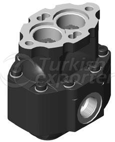 Gear Pump-DP 30 T2 Series