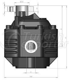 Gear Pump-DP 40 T1 Series