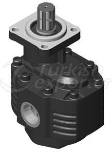 Gear Pump-DPAD 40 Series