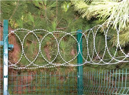 Barbed-Razor Wire