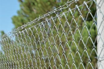 Spiral Fence Wire