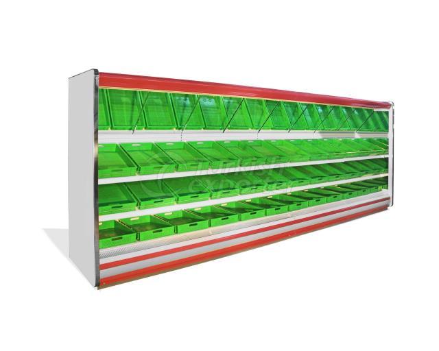Green Grocer Cabinet Flora