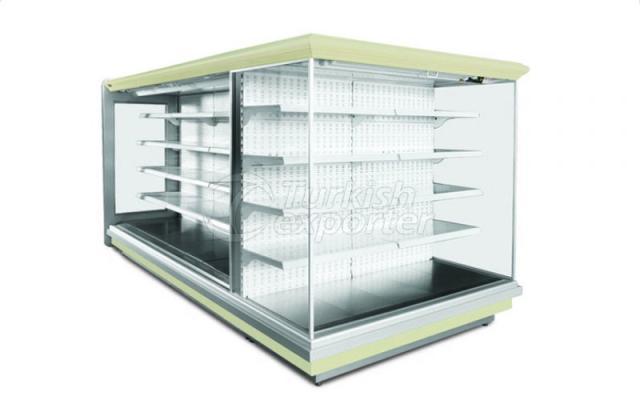 Multideck Dairy Cabinet NOVA Double