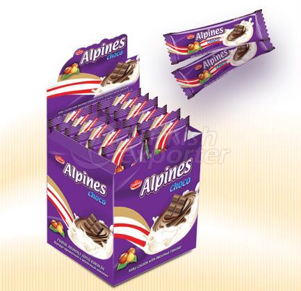 CHOCO ALPINES