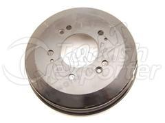 Front Back Brake Drum OK670-26-251