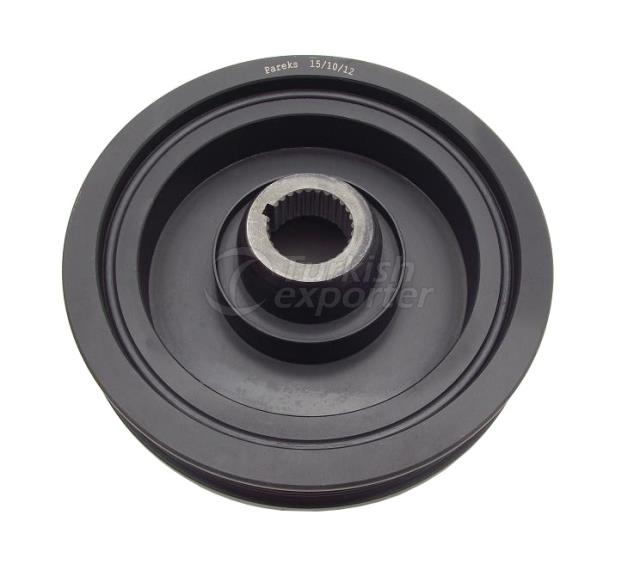 CRANK PULLEY FOR HONDA CIVIC 01-05
