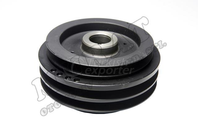 CRANK PULLEY FOR NISSAN SKYSTAR 2.5