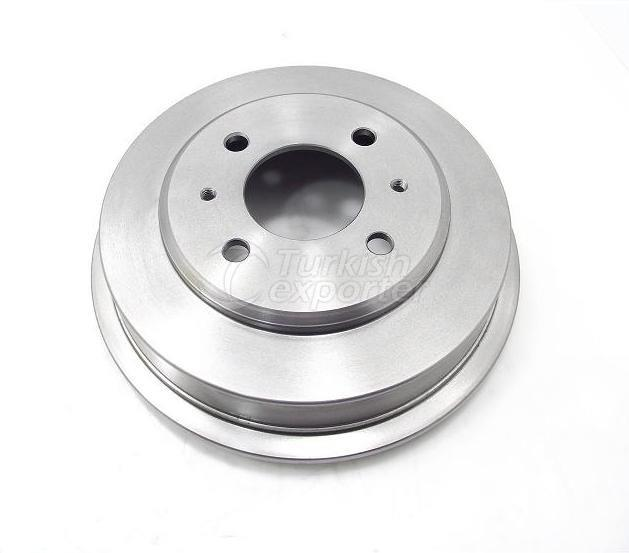 BRAKE DRUM REAR FOR HYUNDAI ACCENT