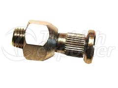 WHEEL BOLT AND NUT OPEN