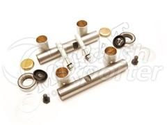 Axle Repair King Pin Kit
