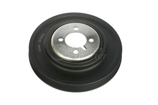 CRANK PULLEY FOR HYUNDAI EXCEL-LANC