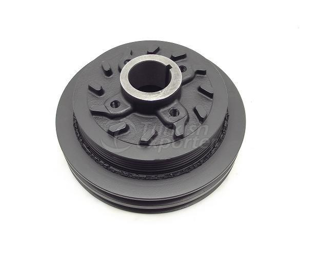 CRANK PULLEY FOR HYUNDAI STAREX -H1
