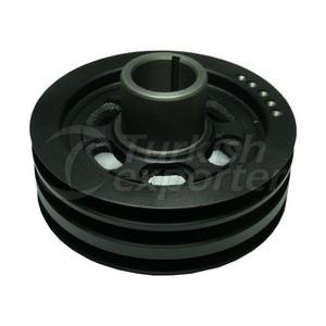 CRANK PULLEY FOR MAZDA B2500 98-05