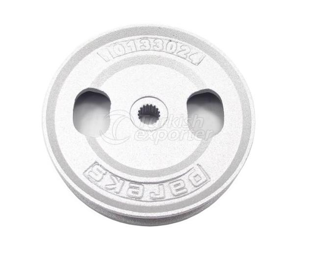 WHELLPUMP PULLEY FOR MITSUBISHI