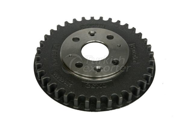 Brake Drum Rear B455-26-251