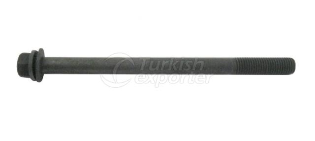 CYLENDER COVER PIN SCREW SHORT